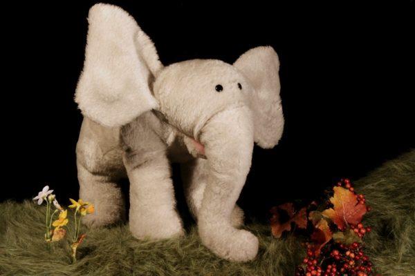 Elefante Sinilos - Espectacle de titelles per a públic preescolar