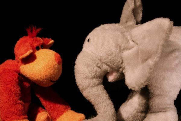 Ximpa y Ela - Espectacle de titelles per a públic preescolar