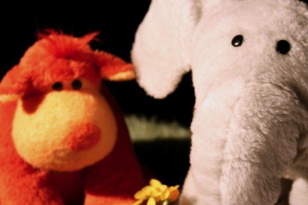 Ximpa y Ela - Sinilos - Espectacle de titelles per a públic preescolar