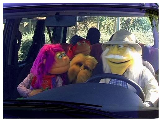 Els Rodamons - En el coche
